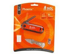 Emergència-Supervivència Marca SOL Per Unisex. Activitat esportiva Escalada, Article: PHONEX SURVIE TOOL.
