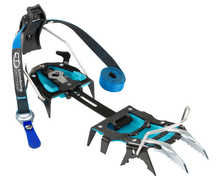 Grampons Marca CLIMBING TECHNOLOGY Per Unisex. Activitat esportiva Alpinisme-Mountaineering, Article: HYPER SPRIKE CAMPON.