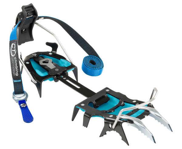 Grampons Marca CLIMBING TECHNOLOGY Para Unisex. Actividad deportiva Alpinisme-Mountaineering, Artículo: HYPER SPRIKE CAMPON.