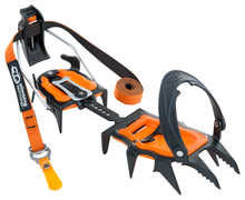 Grampons Marca CLIMBING TECHNOLOGY Per Unisex. Activitat esportiva Alpinisme-Mountaineering, Article: LYCAN SEMI-AUTOMATIC.