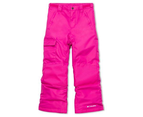 Pantalons Marca COLUMBIA Per Nens. Activitat esportiva Esquí All Mountain, Article: BUGABOO II  .