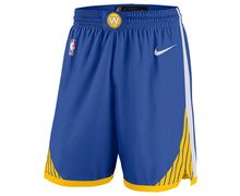 Pantalons Marca NIKE Per Home. Activitat esportiva Bàsquet, Article: GOLDEN STATE WARRIORS ICON EDITION SWINGMAN.