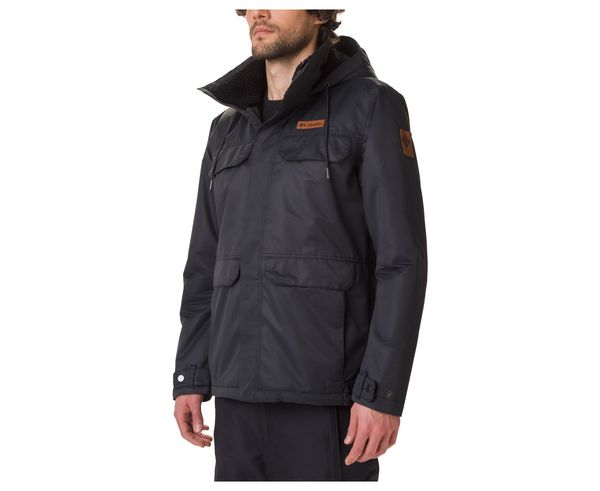 Jaquetes Marca COLUMBIA Per Home. Activitat esportiva Mountain Style, Article: SOUTH CANYON LINED JACKE.
