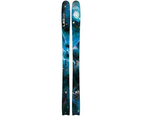 Esquís Marca LIB TECHNOLOGIES Per Unisex. Activitat esportiva Freeski, Article: WUNDERSTICK 106.