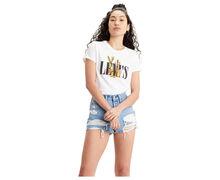 Samarretes Marca LEVI'S Per Dona. Activitat esportiva Street Style, Article: THE PERFECT TEE.