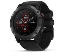 Rellotges Marca GARMIN Per Unisex. Activitat esportiva Electrònica, Article: FENIX 5X PLUS ZAFIRO.