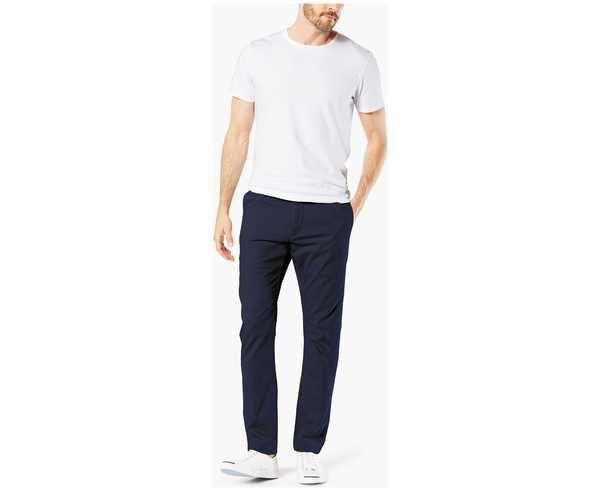 Pantalons Marca DOCKERS Para Home. Actividad deportiva Casual Style, Artículo: WASHED KHAKI SKINNY TPR.