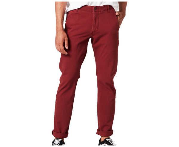Pantalons Marca DOCKERS Per Home. Activitat esportiva Street Style, Article: ALPHA KHAKI 360 SKINNY STEELHE.