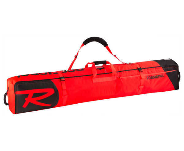 Motxilles-Bosses Marca ROSSIGNOL Per Unisex. Activitat esportiva Esquí Race FIS, Article: HERO SKI WHEELED 2/3P 200.