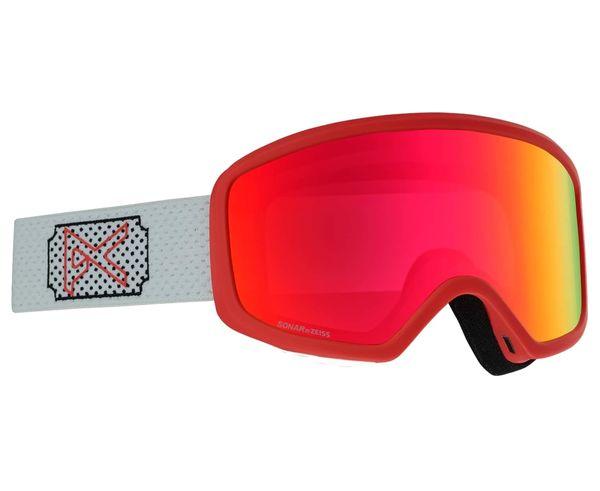 Màscares Marca ANON Per Dona. Activitat esportiva Snowboard, Article: DERINGER.