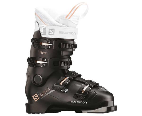 Botes Marca SALOMON Per Dona. Activitat esportiva Esquí All Mountain, Article: X MAX 110 W .