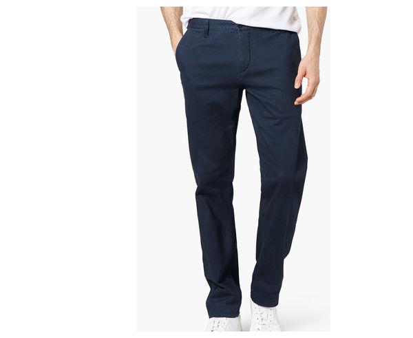 Pantalons Marca DOCKERS Per Home. Activitat esportiva Street Style, Article: WASHED KHAKI SLIM TPR.