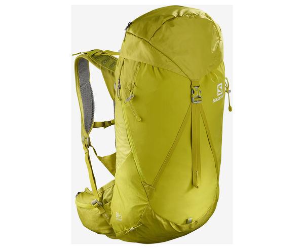 Mochilas-Bolsas Marca SALOMON Para Unisex. Actividad deportiva Excursionismo-Trekking, Artículo: OUT NIGHT 30+5.