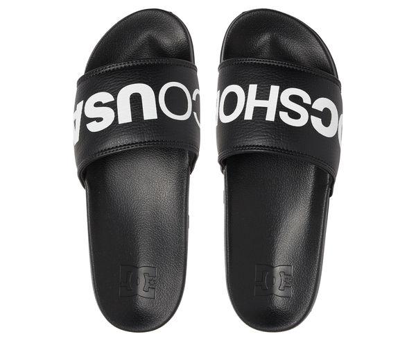 Sandàlies-Xancles Marca DC SHOES Per Dona. Activitat esportiva Street Style, Article: DC SLIDE.