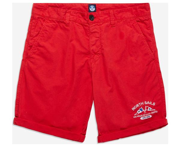 Pantalons Marca NORTH SAILS Para Home. Actividad deportiva Casual Style, Artículo: LVDST CHINO SHORT.
