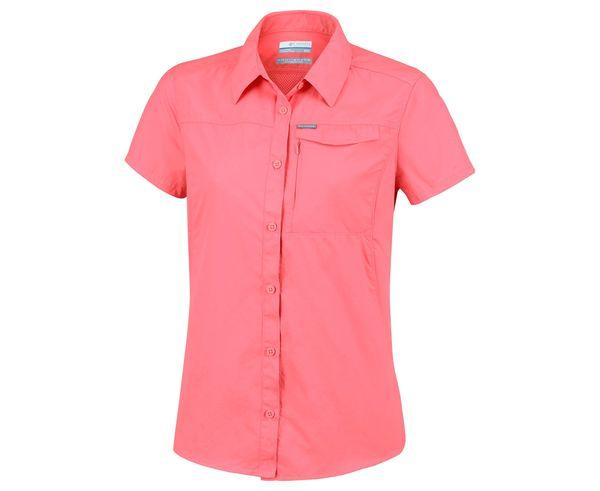 Camises Marca COLUMBIA Per Dona. Activitat esportiva Excursionisme-Trekking, Article: SILVER RIDGE 2.0 SHORT SLEEVE.