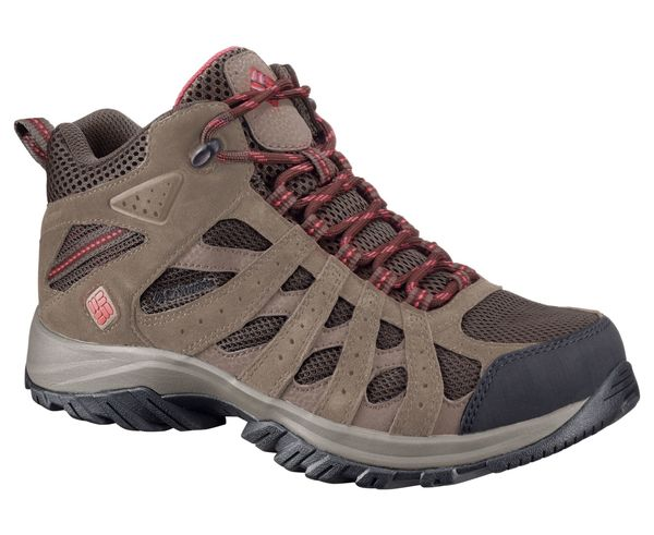 Botes Marca COLUMBIA Per Dona. Activitat esportiva Excursionisme-Trekking, Article: CANYON POINT MID WATERPROOF.