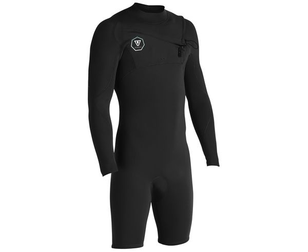 Vestits de Busseig Marca VISSLA Per Home. Activitat esportiva Surf, Article: 7 SEAS LONG SLEEVE SHORTY 2/2MM WETSUIT.