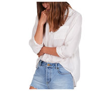 Camises Marca AMUSE SOCIETY Per Dona. Activitat esportiva Street Style, Article: CUBA LIBRE WOVEN.