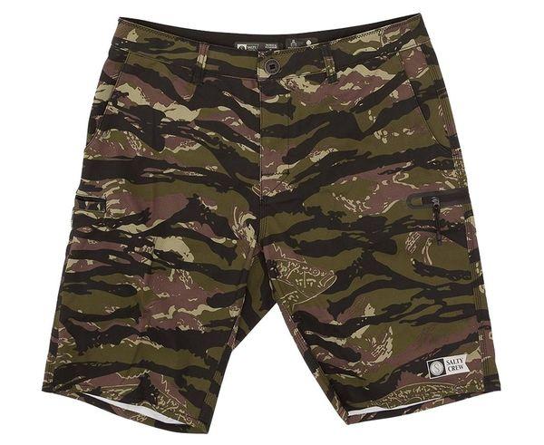 Pantalons Marca SALTY CREW Per Home. Activitat esportiva Street Style, Article: HIGH SEAS CAMO WALK SHORT.