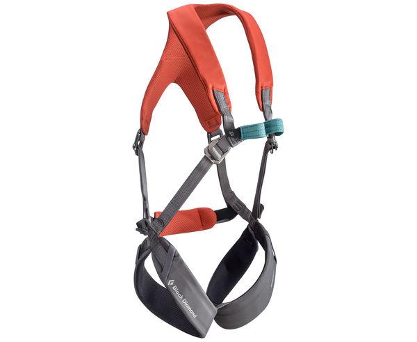 Arnesos Marca BLACK DIAMOND Per Nens. Activitat esportiva Alpinisme-Mountaineering, Article: MOMENTUM-KIDS FULL BODY.