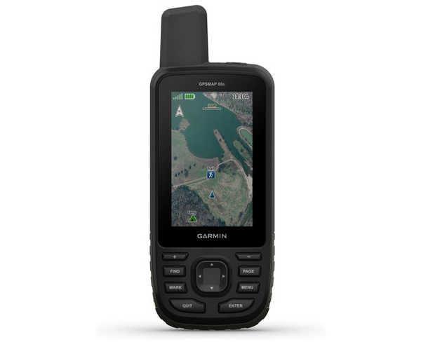GPS Marca GARMIN Para Unisex. Actividad deportiva Electrònica, Artículo: GPSMAP 66S.