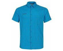 Camisas Marca MAMMUT Para Hombre. Actividad deportiva Escalada, Artículo: LENNI SHIRT.