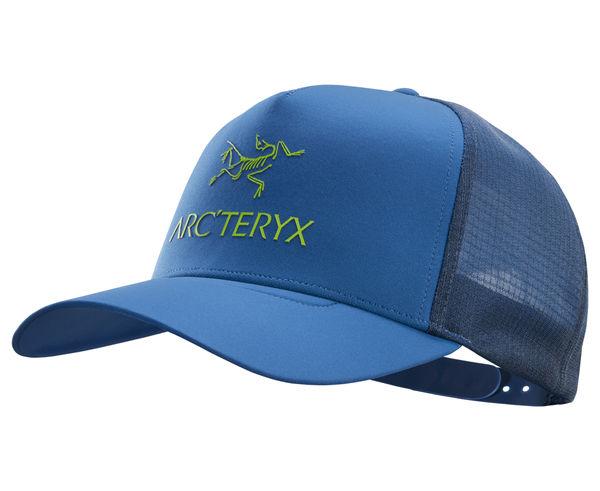 Complements Cap Marca ARC'TERYX Per Unisex. Activitat esportiva Mountain Style, Article: LOGO TRUCKER HAT.