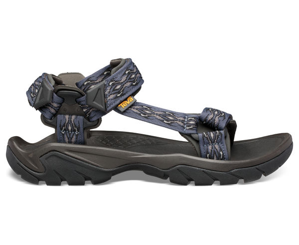 Sandàlies-Xancles Marca TEVA Per Home. Activitat esportiva Excursionisme-Trekking, Article: TERRA FI 5 UNIVERSAL.