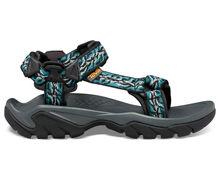 Sandàlies-Xancles Marca TEVA Para Dona. Actividad deportiva Excursionisme-Trekking, Artículo: TERRA FI 5 UNIVERSAL W.