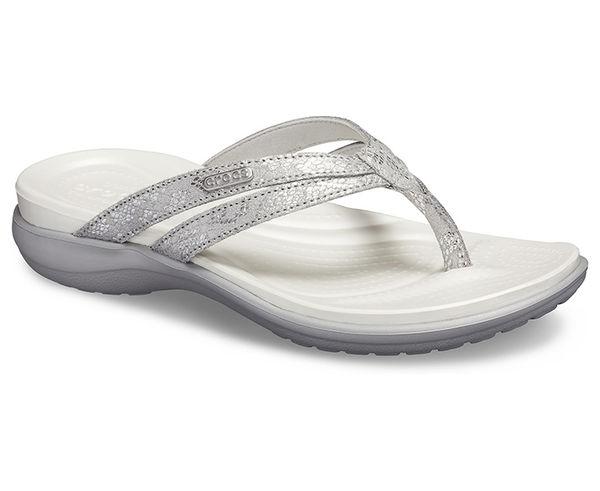 Sandàlies-Xancles Marca CROCS Per Dona. Activitat esportiva Casual Style, Article: CAPRI STRAPPY FLIP.