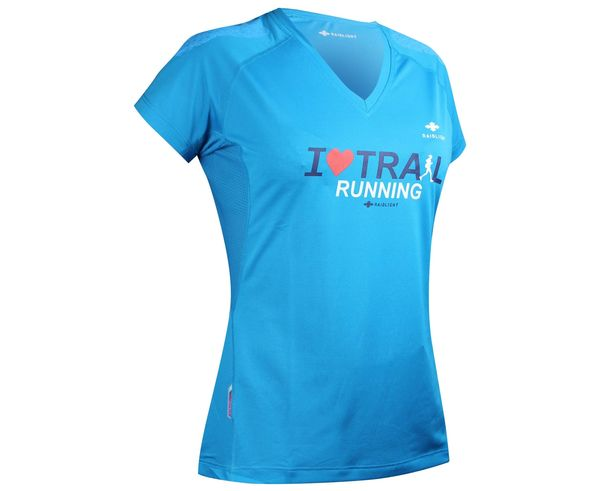 Samarretes Marca RAIDLIGHT Per Dona. Activitat esportiva Trail, Article: TECHNICAL SS TOP W.
