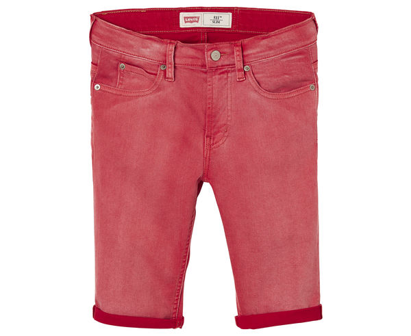 Pantalons Marca LEVI'S KIDS Para Nens. Actividad deportiva Street Style, Artículo: BERMUDA 511.