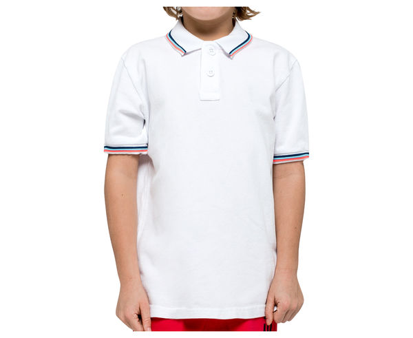 Polos Marca SUNDEK Per Nens. Activitat esportiva Casual Style, Article: B779PLJ6500.