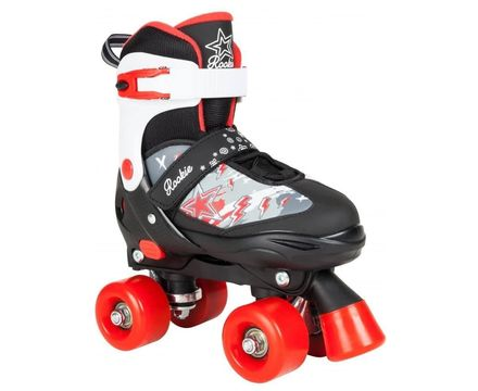 Roller Skates _BRAND_ ROOKIE _FOR_ Unisex. _SPORT ACTIVITY_ Esports Urbans, _ITEM_: ACE JUNIOR.