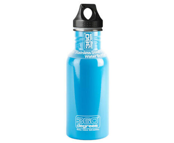 Hidratació Marca 360 DEGREES Para Unisex. Actividad deportiva Esquí Muntanya, Artículo: INOX BOTTLE.
