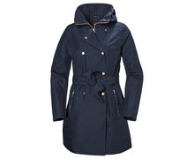 Jaquetes Marca HELLY HANSEN Per Dona. Activitat esportiva Casual Style, Article: W WELSEY II TRENCH.