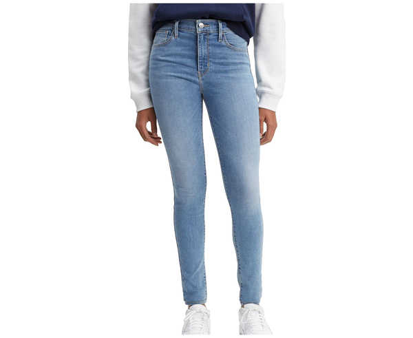 Pantalons Marca LEVI'S Per Dona. Activitat esportiva Casual Style, Article: 720 HIRISE SUPER SKINNY.