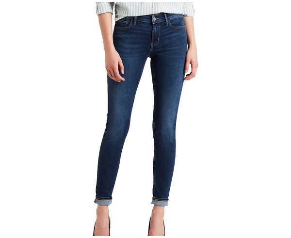 Pantalons Marca LEVI'S Per Dona. Activitat esportiva Casual Style, Article: INNOVATION SUPER SKINNY.