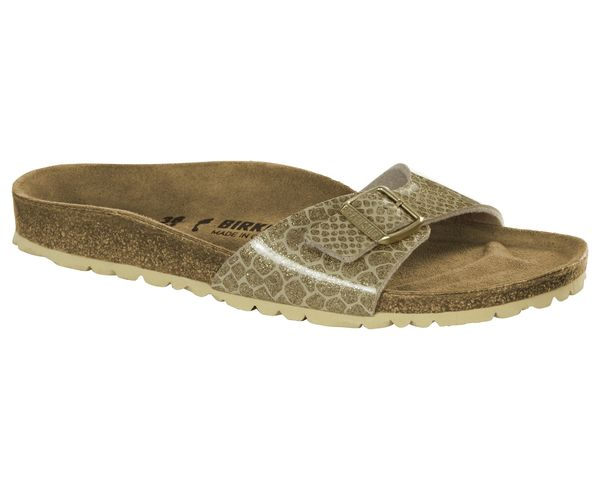 Sandàlies-Xancles Marca BIRKENSTOCK Per Dona. Activitat esportiva Casual Style, Article: MADRID MAGIC SNAKE.