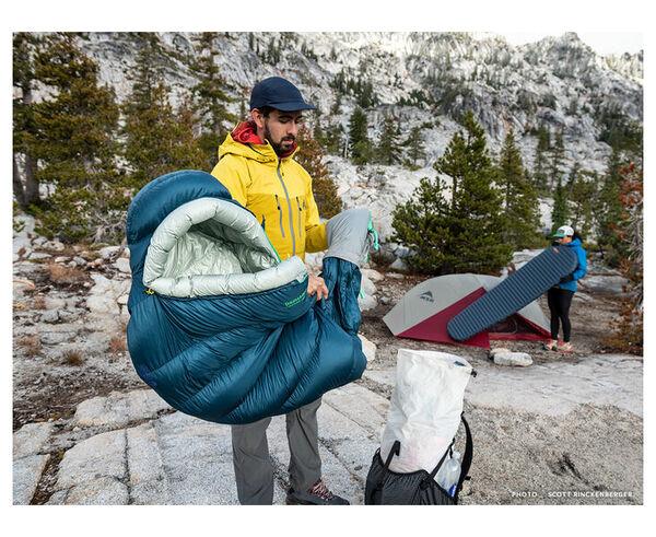 Sacs de Dormir Marca THERM-A-REST Per Unisex. Activitat esportiva Alpinisme-Mountaineering, Article: HYPERION 20 UL.