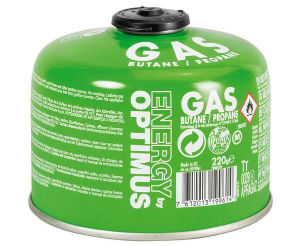Gas-Combustibles Marca OPTIMUS Per Unisex. Activitat esportiva Càmping, Article: CARTOUCHE BUTANO/PROPANO.