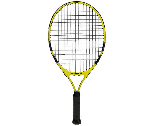 Raquetes Marca BABOLAT Per Nens. Activitat esportiva Tennis, Article: NADAL JUNIOR 21.