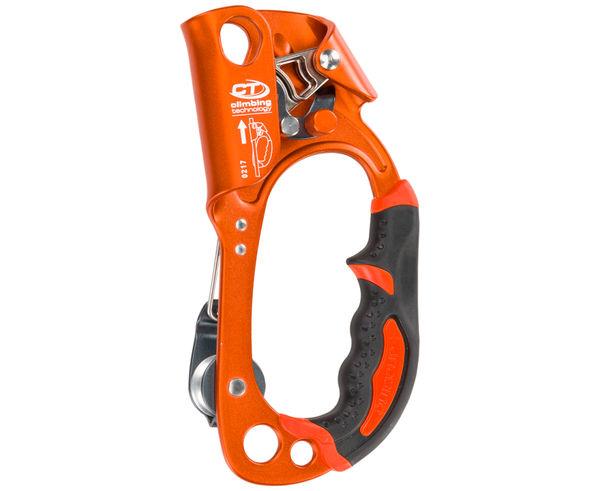 Bloquejadors Marca CLIMBING TECHNOLOGY Para Unisex. Actividad deportiva Alpinisme-Mountaineering, Artículo: QUICK ROLL ASCENDER + PULLEY.
