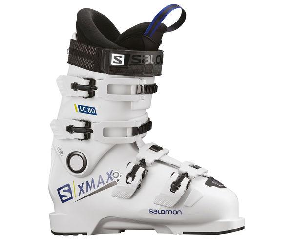 Botes Marca SALOMON Para Nens. Actividad deportiva Esquí All Mountain, Artículo: BOTAS ALPINAS X MAX LC 80.