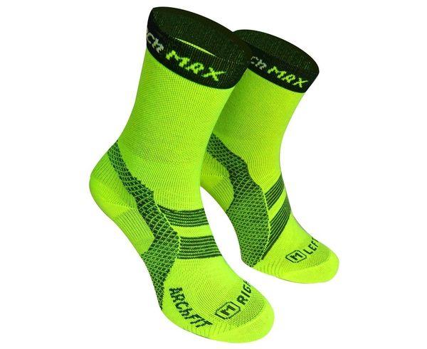 Mitjons Marca ARCH MAX Para Unisex. Actividad deportiva Trail, Artículo: ARCHFIT RUN/TRAIL MEDIUM.
