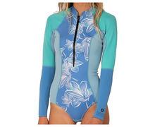 Vestits de Busseig Marca SISSTREVOLUTION Per Dona. Activitat esportiva Surf, Article: PESCADORA CHEEKY LONG SLEEVE SPRING SUIT.