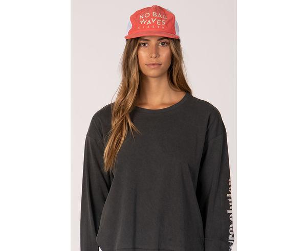 Complements Cap Marca SISSTREVOLUTION Per Dona. Activitat esportiva Street Style, Article: ON MY TRACKS HAT.