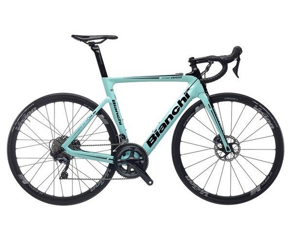 Bicicletes Elèctriques Marca BIANCHI Per Unisex. Activitat esportiva Ciclisme carretera, Article: E-ARIA ROAD ULTEGRA.
