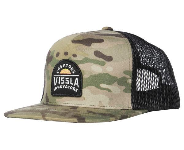 Complements Cap Marca VISSLA Per Unisex. Activitat esportiva Street Style, Article: SOLID SETS.